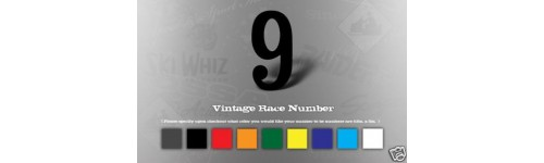 Wicked Tough Race Numbers