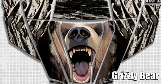 Wicked Tough Theme The Grizzly Bear
